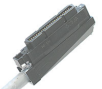 CAT5 90 Degree Female Connector