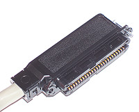 Clamshell AMP Connector
