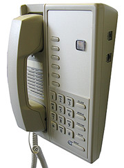 Wall Mounted Feature Phone