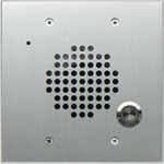 Aluminum Flush Mount Door Box