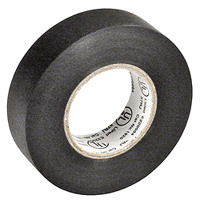 Black Electrical Tape 3/4 Inch by 60 Feet