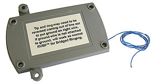 Grounded Ringing Ring Voltage Booster II