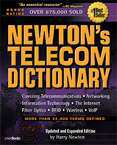 Click to see a bigger picture of the BOOK: Newton's Telecom Dictionary