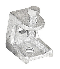 Beam Clamp - Cast Iron - 1/4-20 Threaded