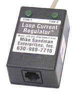 2 Line Modular Loop Current Regulator