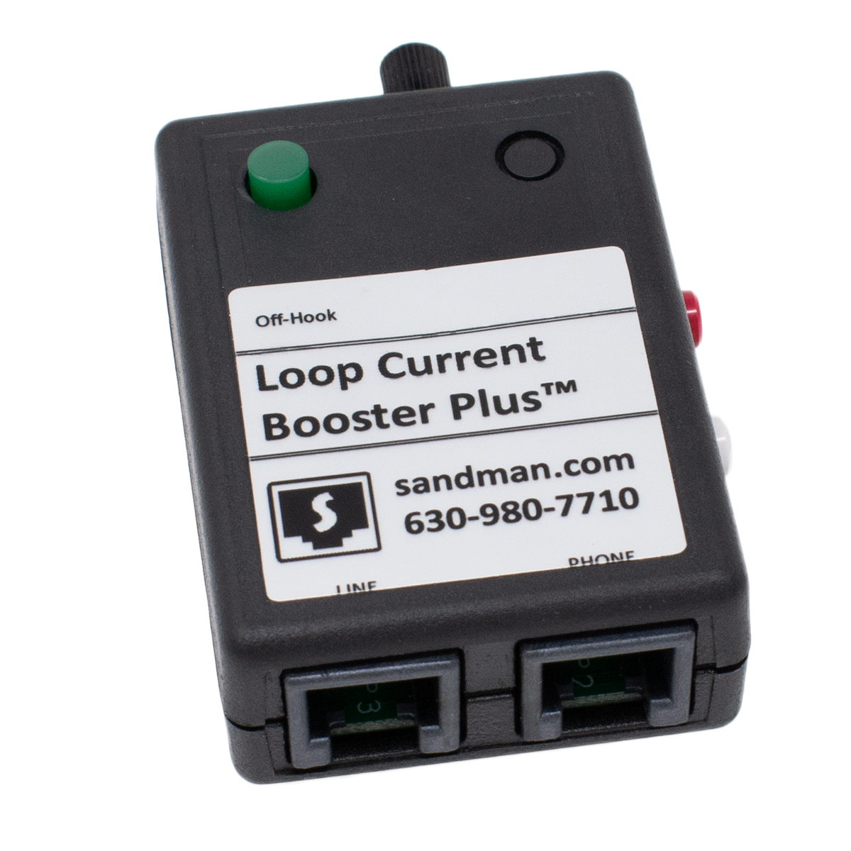 Loop Current Booster™ PLUS from sandman.com