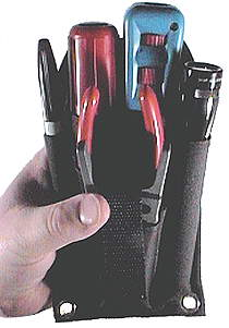 Click to see more about our Mini Tool Pouch