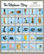 Click Here for Bigger Telephone Story Poster